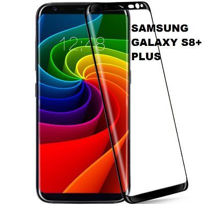 Sklo 3D celý displej _ SAMSUNG GALAXY S8+ PLUS c14