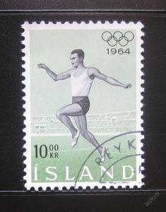 Island 1964 LOH Tokio SC# 369 0355