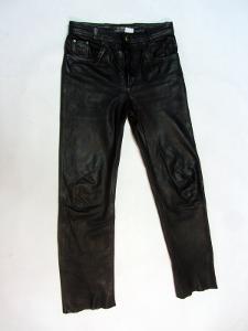 Kožené kalhoty SKANDAL vel. 31 - pas: 76 cm