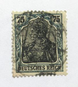 Německo 1919 Germania Mi# 104 0367
