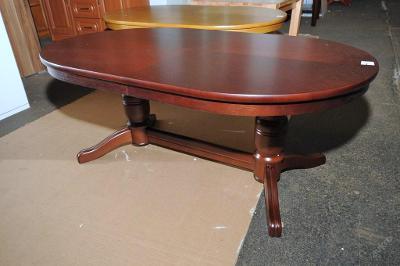 Konferenční stolek,dřevo/dřevolaminát  (3277)