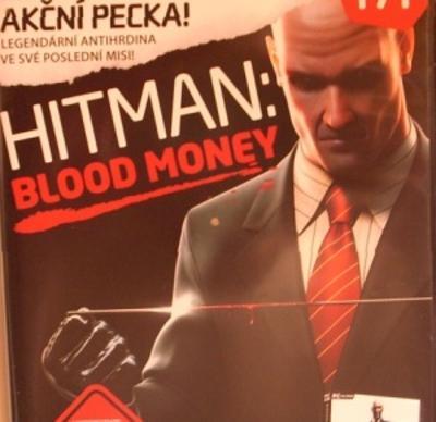 Hitman: Blood Money - výtečná stealth akce, levně!