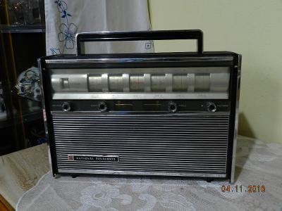 Staré Rádio National Panasonic Model R-3000 1965