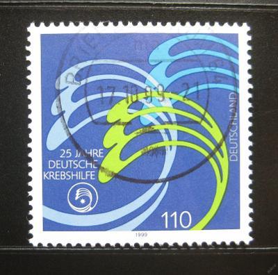 Německo 1999 Léčba rakoviny Mi# 2044 0557