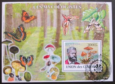 Komory 2009 Mykologie Mi# Bl 465 15€ 1317
