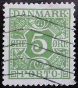 Dánsko 1930 Doplatní Mi# 20 0806