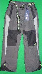 Dětské šusťákové kalhoty  vel. 116