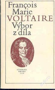 F.M.VOLTAIRE - VÝBOR Z DÍLA
