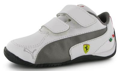 Dětské boty PUMA FERRARI, vel. 23