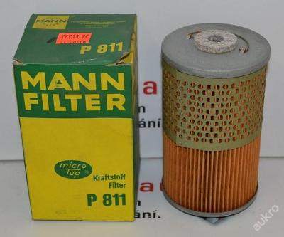 Palivový filtr DEUTZ-FAHR NEOPLAN SETRA STEYR