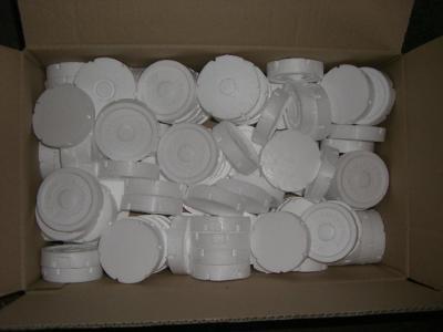 polystyrénové zátky-100ks  polystyren  1,9KČ/1 KS