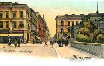 Maďarsko , Budapest