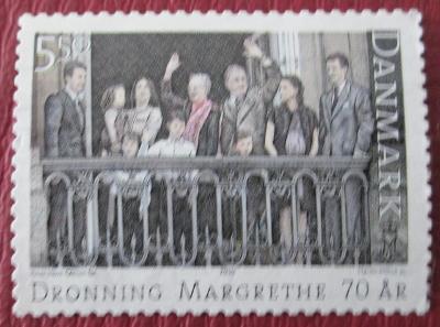 Dánsko 2010 Královská rodina Mi# 1568 1151