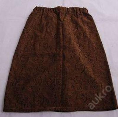 Dětská   sukně, vel. 104 (FO1300  a )