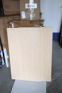 2 x police, deska 500 x 875 mm dřevolaminát (8023)