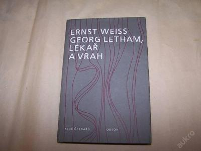 LÉKAŘ A VRAH /E.Weiss G.Letham r.1985/e3/