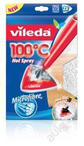 Vileda 100 °C a Steam mop náhrada (2 ks) 146576