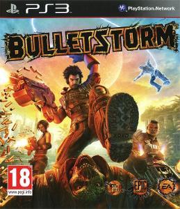 BULLETSTORM - BULLET STORM - PS3 - PLAYSTATION 3 - ZÁRUKA 2 ROKY