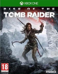 RISE OF THE TOMB RAIDER - XBOX ONE - ZÁRUKA 2 ROKY