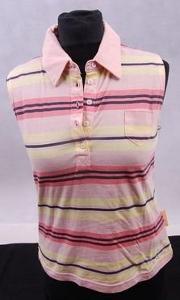 Tričko dámské bez rukávů , vel. 38 (FO1430)