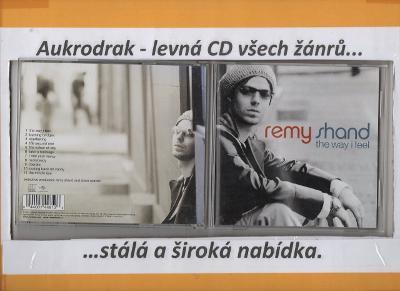 CD/Remy Shand-The Way I Feel