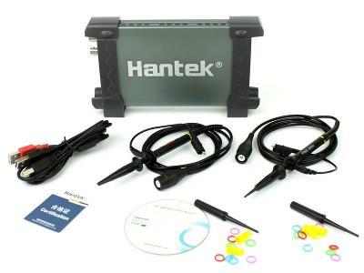 Osciloskop Hantek 6022BE USB 20MHz