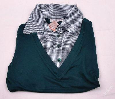 Tričko dámské, kr. rukáv, vel. XS (FO0354)