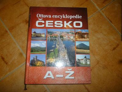 Ottova encyklopedie Česko