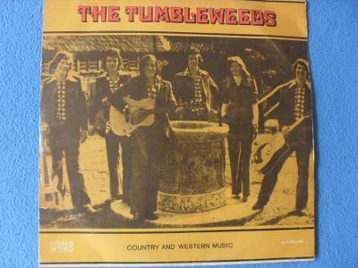 LP The Tumbleweeds Country and Western Music