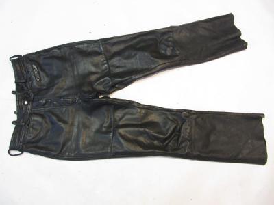 Kožené dámské kalhoty HEIN GERICKE vel. 42  - 61