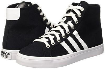 Adidas Courtvantage černé, poslední UK 12 velikost