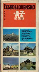 Československo A-Z na cesty