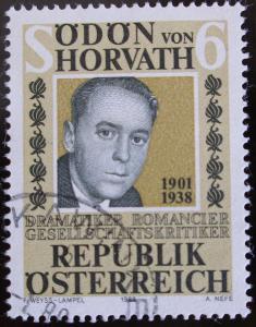 Rakousko 1988 Odon von Horwath Mi# 1926 1018