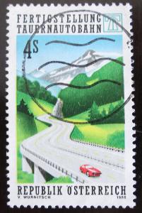 Rakousko 1988 Dálnice Tauern Mi# 1928 1018