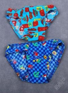 Plavky dětské - 2 kusy, vel. 92/98 - (PL046)