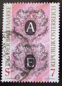 Rakousko 1997 Den známek Mi# 2220 1020