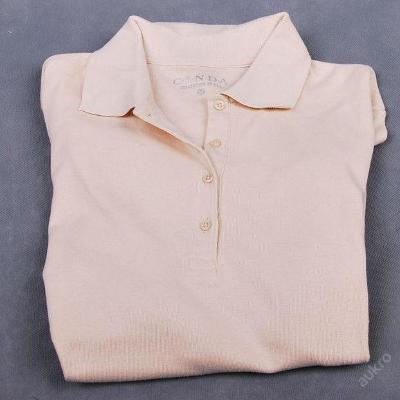 Dámské tričko s kr.rukávem, vel.S (FO0296)