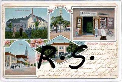 Šamorín 1904 - Dunajská Streda
