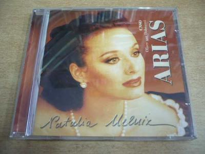 CD NATALIA MELNIK / Arias