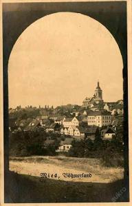 Stříbro 1922 - Tachov