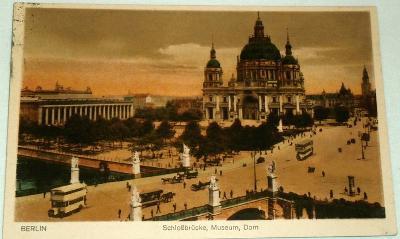 Německo - Berlin 1924