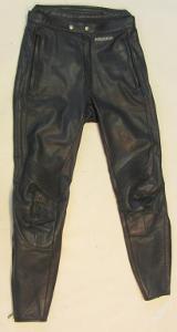 Kožené kalhoty  HARRO  - obvod pasu: 74 cm
