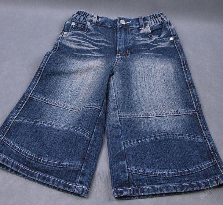 Chlapecké  kraťasy , vel . 128   - (FO0728) - Oblečení