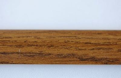 Lišta rohová 210 cm, dekor ořech (12319)