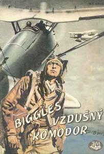 W.E.Johns - Biggles vzdušný komodor