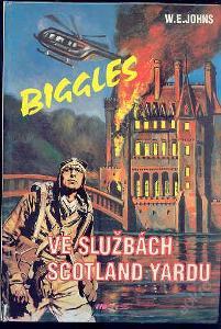 W.E.Johns - Biggles ve službách Scotland Yardu
