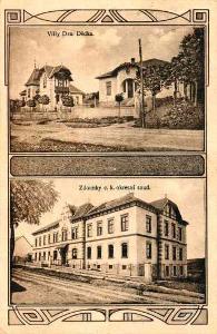 Zdounky 1924 - Kroměříž