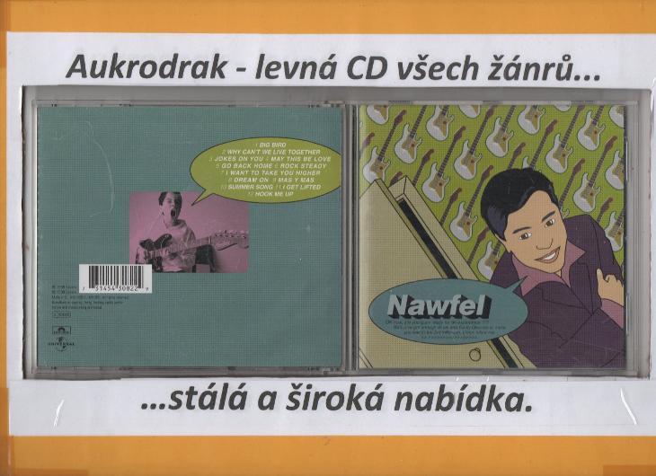 CD/Nawfel-Nawfel - Hudba