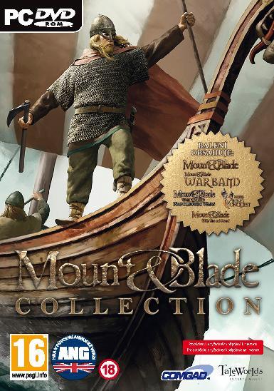MOUNT & BLADE COLLECTION - PC DVD - NOVÁ - ZABALENÁ - Hry