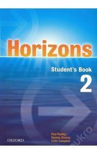 Horizons 2 ; student book učebnice angličtiny